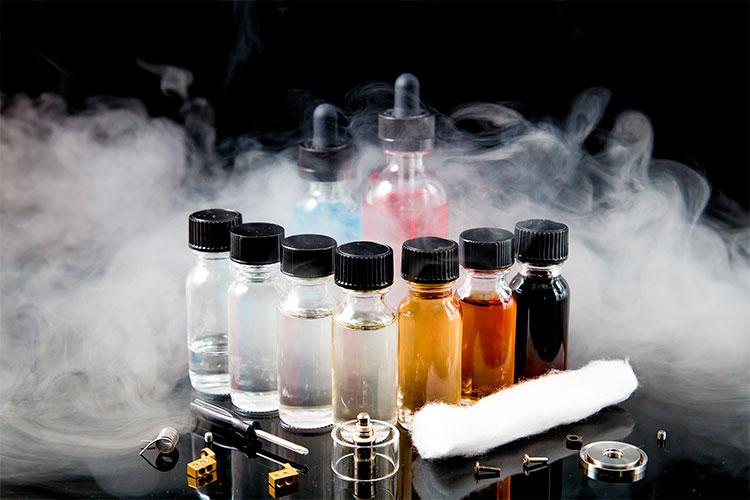 Utensilien zum liquid selber mischen