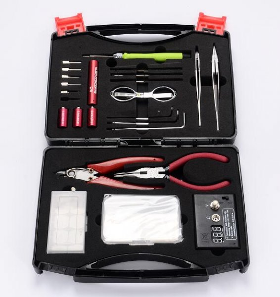 Bemo Tool Kit Coil Terminator - Wickelset fuer Microcoils